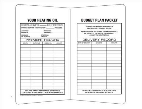 Picture of #2610 Budget Packet