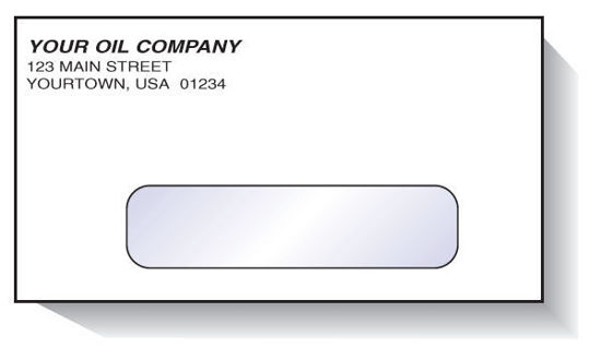 Picture of #6-3/4 Window Envelope
