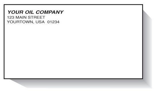 Picture of #6-3/4 Return Envelopes